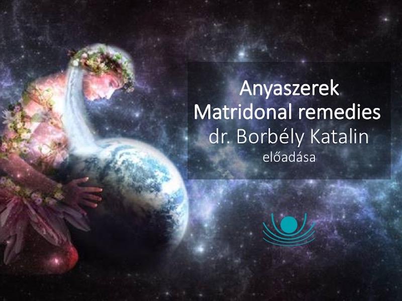 Anyaszerek - dr Borbély Katalin tanfolyama